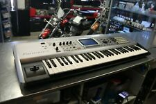 Roland Fantom S 61 key synthesizer workstation in original box with Yamaha Pedal