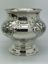 "Chantilly Countess by Gorham Sterling Silver Waste Bowl 1005/1 Monogram ""S"""