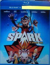"Spark  "" Blu-Ray Disc, Case, Artwork  Shipping 07/08"