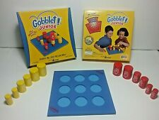 Gobblet Junior Kids All Wooden Game that Gobbles Just Like Tick Tack Toe  5 & Up