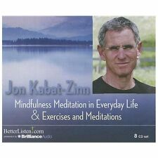 Mindfulness Meditation in Everyday Life & Exercises and Meditations (CD)