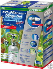 Dennerle co2-Merenda Set Space 600 SPECIAL EDITION M. flacone 2kg, PH CONTROLLER