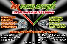 BOITE 6 VITESSES QUATTRO  AUDI A4 2.5 V6 TDI 180   FTM