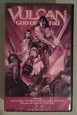 rod flash  VULCAN GOD OF FIRE  bella cortez   VHS VIDEOTAPE
