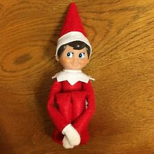 The Elf on the shelf boy doll only light skin blue eyes brown hair