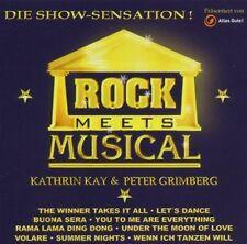 Kathrin Kay Rock meets musical (2003, & Peter Grimberg) [CD]