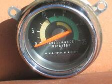 Mopar console mounted performance indicator gauge. 64 65 66 dodge r/t ROADRUNNER
