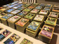 1,500 Pokemon Card Collection