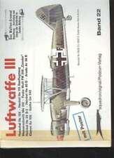 (30624)    Luftwaffe III, Podzun Band 22,  50 Seiten, tolle Bilder, Einband