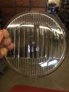 """1941 OLDSMOBILE ACCESSORY FOG LAMP LENS 5930893 5 3/4"""""""