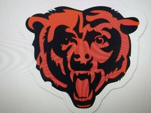 CHICAGO BEARS LOGO ON THE GOGO
