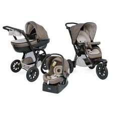 Trio Chicco Activ3 Top Dove Grey Kit Auto