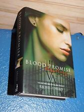 Vampire Academy Blood Promise by Richelle Mead HCDJ FREE SHIPPING 9781595141989