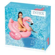 INTEX 57558 - Aufblasbare Figur - Flamingo, 142cm