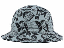 Brooklyn Nets  47 BRAND NBA Bravado Bucket Hat   Cap All Over Team Logo L 1025cec0537f