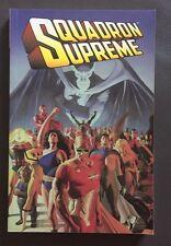 Squadron Supreme Marvel Comics TPB Classic!