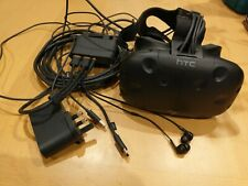 HTC Vive headset, cables and breakout box only - Excellent condition