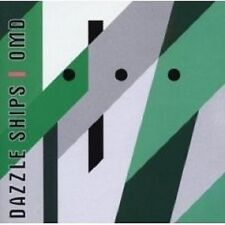 "OMD ""Dazzle ships"" CD remastered article neuf"