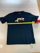 Zorrell Ironman Casual Running Tech Shirt Medium M (6400-5)