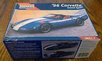 1996 CHEVROLET CORVETTE GRAND SPORT OPEN BOX 1/24 MONOGRAM