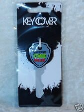 Certified Zombie Killer  Key Cover Rubber Cap Personalize your Key