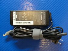 Genuine Lenovo T420 X120E R500 SL300 400 500 T500 W500 Power Adapter Charger ER*