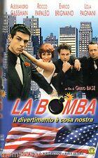 La Bomba (1999) VHS Medusa  Gassman, Rocco Papaleo Enrico Brignano