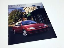 2000 Chevrolet Metro LSi Brochure