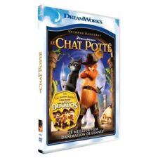 """DVD """"LE CHAT POTTE """" NEUF SOUS BLISTER"""