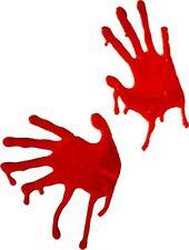 Décoration mains Ensanglantés Halloween Cod.33955