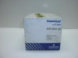 COPELAND 918-0031-05 CRANKCASE HEATER ROUND INSERT 240/480/600V 40W NEW IN BOX