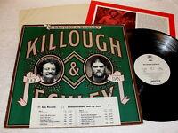 Killough & Eckley - Self-Titled S/T, 1977 Rock LP, Nice NM-!, Promo, WLP,+Insert