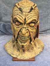 Halloween Costume Lifesize JEEPERS CREEPERS DELUXE LATEX MASK Haunted House NEW