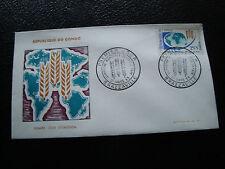 CONGO (brazzaville) - enveloppe 1er jour 21/3/1963 (cy57) (A)