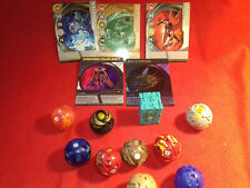 BAKUGAN BATTLE BRAWLERS Collection (10) - Cards metal