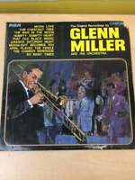 Glenn Miller And His Orchestra Vinyl Record - AH 35554