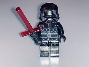 LEGO STAR WARS SITH SUPREME LEADER KYLO REN MINIFIGURE EPISODE 9 - NEW