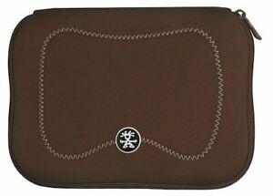 """Crumpler Gimp 17"""" Laptop Sleeve Brown"""