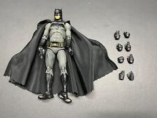 Mafex Justice League Batman Action Figure Medicom No. 56 No Box! Incomplete!