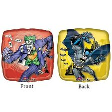 Party Supplies Birthday Decorations Boys Hero Batman & Joker 45cm Foil Balloon