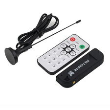 RTL2832U+R820T DVB-T USB Digital TV Tuner Receiver Support SDR F.Laptop PC WP