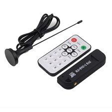 RTL2832U+R820T DVB-T USB Digital TV Tuner Receiver Support SDR F.Laptop PC UB