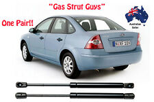 2 x NEW Ford Focus SEDAN  Boot gas struts 2000 to 2010 Models LR to LX