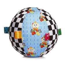 Sozzy Babyspielzeug-Buntes Stoffball mit Rassel SZY222