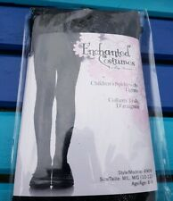 Legs Avenue Enchanted Costumes Children's Spider Web Tights Size M/L
