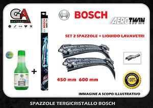 Spazzole tergicristalli FIAT Bravo 2 Giulietta BOSCH Anteriori + lavavetro Tunap