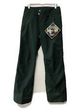 Woman Patagonia Snow Ski Pants Size XS - Gore Tex Winter Green Recco I810