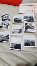 VINTAGE 1963 PHOTO LOT MACKINAC ISLAND 9 PHOTOS
