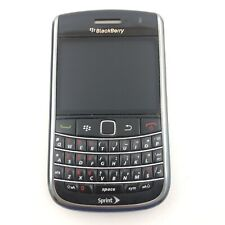 BlackBerry Bold 9650 - Black (Sprint) GSM 3G Global Qwerty Camera - Phone Only