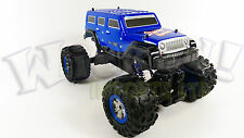 UK STOCK New Off Road Remote Control 1/18 2.4G 4WD Rock Crawler Radio RC Car Toy